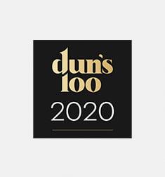 Duns 2020 Badge
