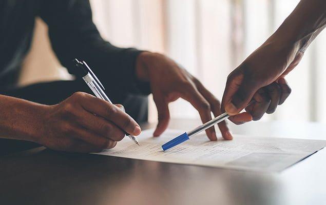 הסכם מייסדים לדוגמא